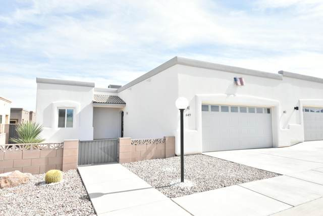 649 S Chase Street, Sierra Vista, AZ 85635 (MLS #6154964) :: Power Realty Group Model Home Center