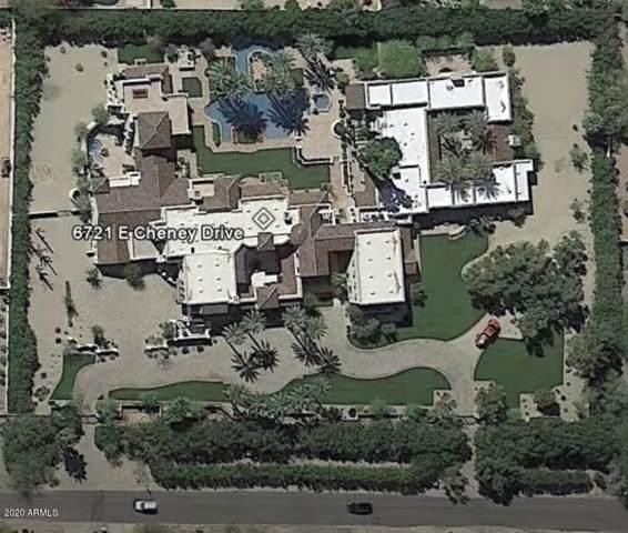 6721 E Cheney Drive, Paradise Valley, AZ 85253 (MLS #6154977) :: Klaus Team Real Estate Solutions