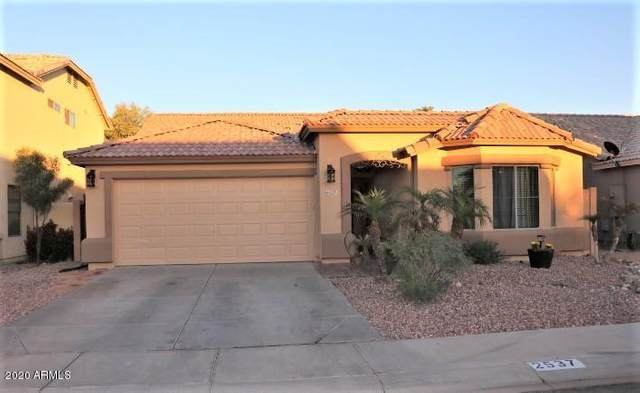 2537 S 111TH Drive, Avondale, AZ 85323 (MLS #6154983) :: The Daniel Montez Real Estate Group