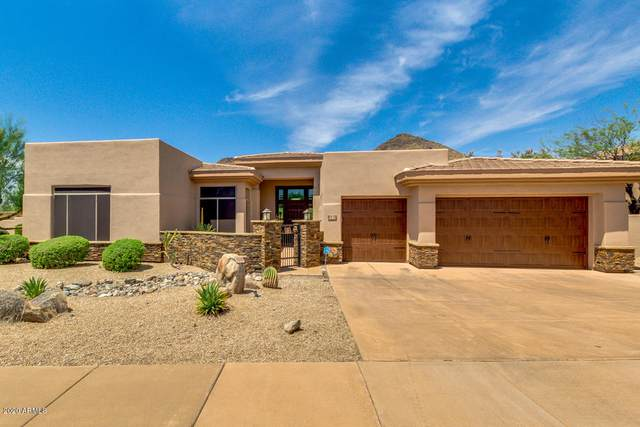 9218 N Summer Hill Boulevard, Fountain Hills, AZ 85268 (MLS #6154994) :: The Riddle Group