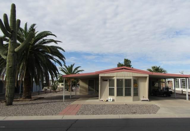 3608 N Montana Avenue, Florence, AZ 85132 (MLS #6155027) :: Walters Realty Group