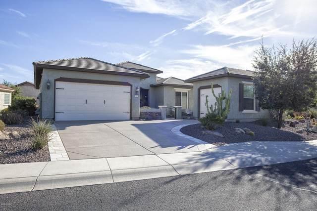 27124 W Burnett Road, Buckeye, AZ 85396 (MLS #6155032) :: Long Realty West Valley