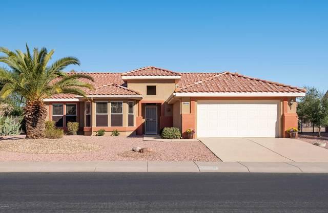 14128 W Dusty Trail Boulevard, Sun City West, AZ 85375 (MLS #6155040) :: Brett Tanner Home Selling Team