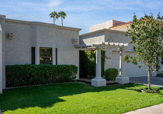 7639 E Medlock Drive, Scottsdale, AZ 85250 (MLS #6155059) :: The Riddle Group