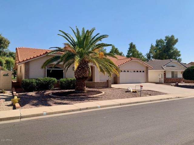 2507 S Acanthus, Mesa, AZ 85209 (MLS #6155103) :: CANAM Realty Group