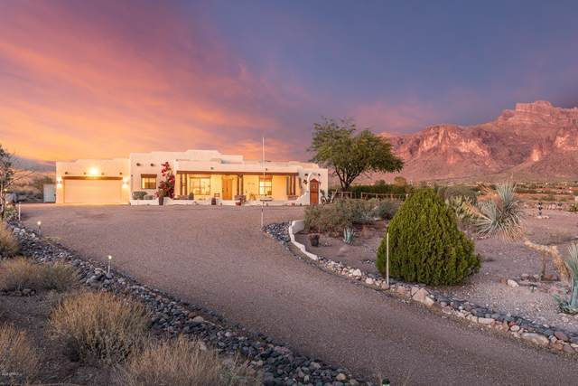 4386 E 4TH Avenue, Apache Junction, AZ 85119 (MLS #6155121) :: Long Realty West Valley