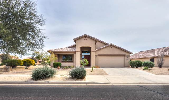 2445 E Firerock Drive, Casa Grande, AZ 85194 (MLS #6155151) :: BVO Luxury Group