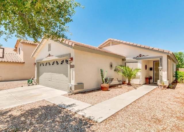 954 E Mayfield Circle, San Tan Valley, AZ 85143 (MLS #6155230) :: My Home Group