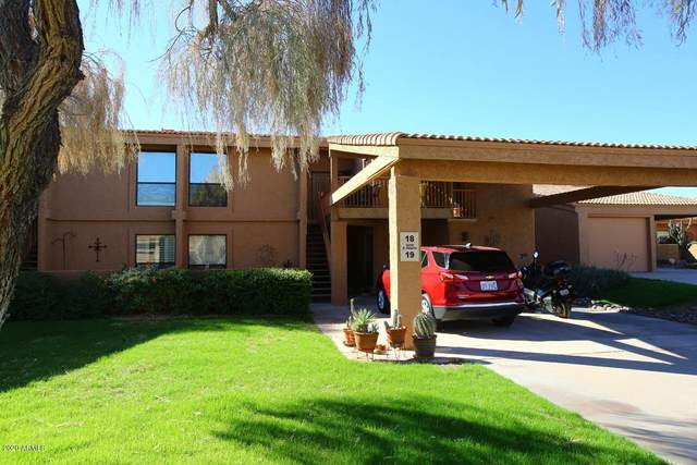 16255 E Chiquita Drive #18, Fountain Hills, AZ 85268 (MLS #6155291) :: Walters Realty Group