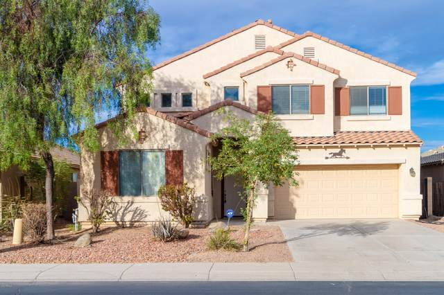 22076 N Dietz Drive, Maricopa, AZ 85138 (MLS #6155295) :: The Riddle Group