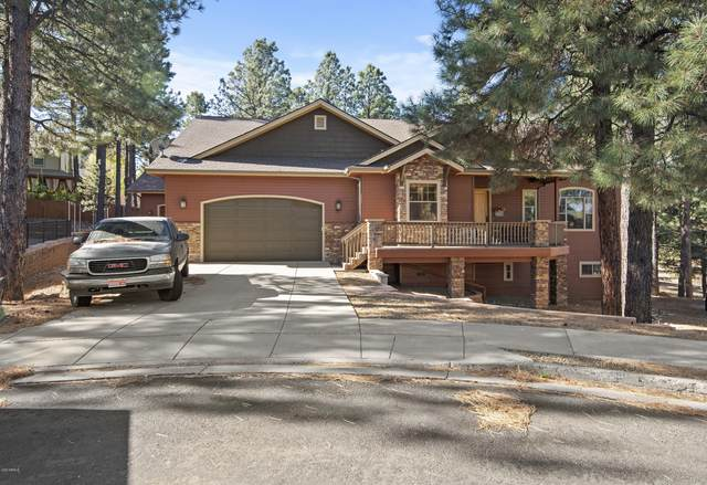 77 W Travertine Trail, Flagstaff, AZ 86005 (MLS #6155321) :: BVO Luxury Group