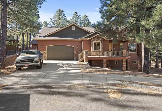 77 W Travertine Trail, Flagstaff, AZ 86005 (MLS #6155321) :: The Riddle Group