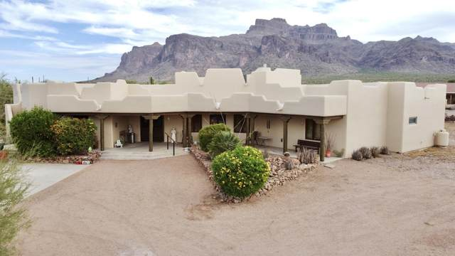 257 S Happy Trail Road, Apache Junction, AZ 85119 (MLS #6155323) :: The Copa Team | The Maricopa Real Estate Company