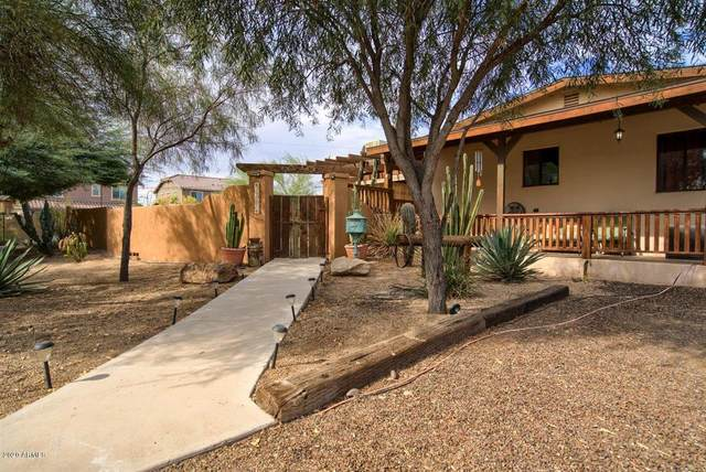 4205 E Peak View Road, Cave Creek, AZ 85331 (MLS #6155386) :: D & R Realty LLC