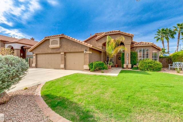 7440 E Kiowa Avenue, Mesa, AZ 85209 (MLS #6155389) :: The Daniel Montez Real Estate Group