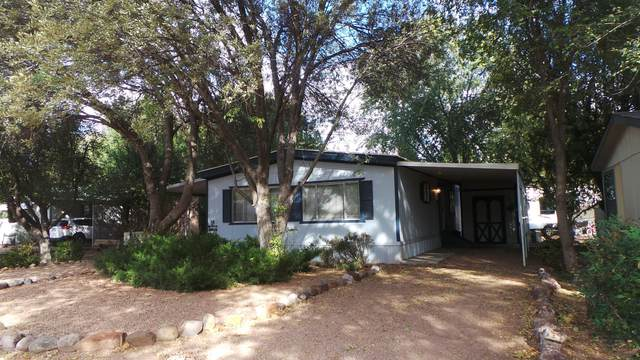 58 Mt Ash Road, Payson, AZ 85541 (MLS #6155409) :: Walters Realty Group