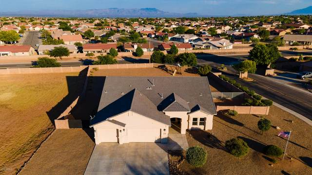 3841 Puerto Place, Sierra Vista, AZ 85650 (MLS #6155421) :: Midland Real Estate Alliance