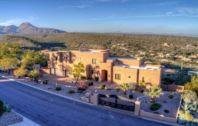 14832 E Cerro Alto Drive, Fountain Hills, AZ 85268 (MLS #6155433) :: Brett Tanner Home Selling Team