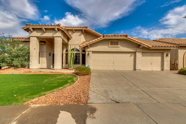 1056 W Sherri Drive, Gilbert, AZ 85233 (MLS #6155452) :: BVO Luxury Group