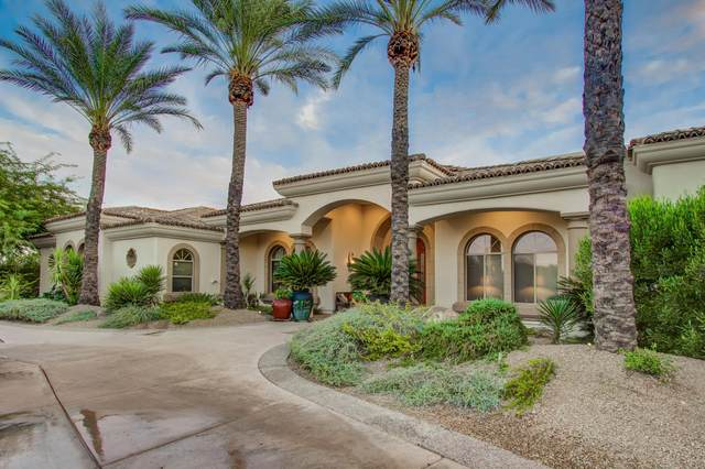 6515 E Stallion Road, Paradise Valley, AZ 85253 (MLS #6155537) :: Lucido Agency