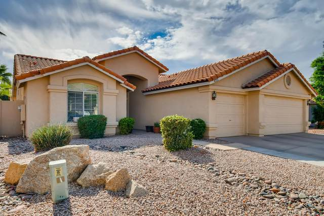 4721 E Villa Maria Drive, Phoenix, AZ 85032 (MLS #6155621) :: West Desert Group | HomeSmart