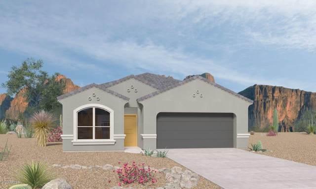 4613 W Dill Avenue, Coolidge, AZ 85128 (#6155623) :: Long Realty Company