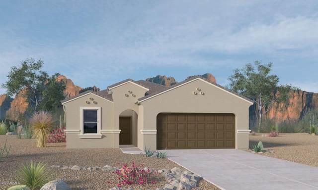 4725 W Cinnamon Avenue, Coolidge, AZ 85128 (#6155642) :: Long Realty Company