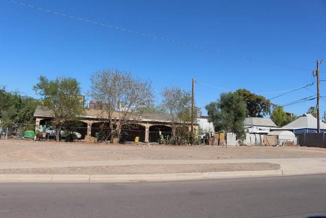 821 S 2ND Avenue, Phoenix, AZ 85003 (MLS #6155662) :: Yost Realty Group at RE/MAX Casa Grande