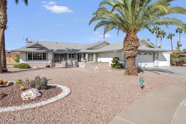 21410 N 134TH Drive, Sun City West, AZ 85375 (MLS #6155685) :: Brett Tanner Home Selling Team