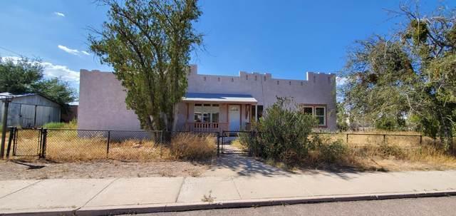 209 W 6TH Street, Benson, AZ 85602 (MLS #6155705) :: Yost Realty Group at RE/MAX Casa Grande