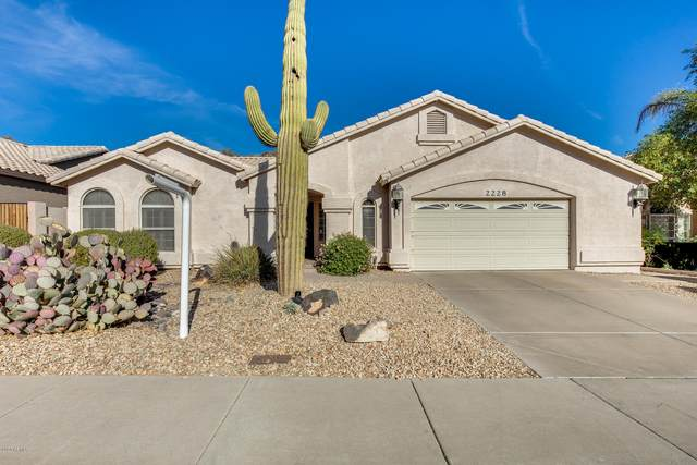 2228 E Rockledge Road, Phoenix, AZ 85048 (MLS #6155713) :: My Home Group