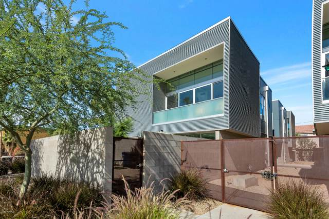 4410 N 27TH Street #5, Phoenix, AZ 85016 (MLS #6155726) :: The Riddle Group