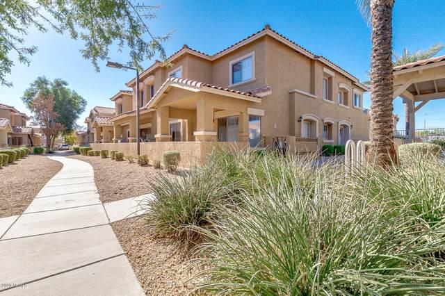 525 N Miller Road #125, Scottsdale, AZ 85257 (MLS #6155854) :: Long Realty West Valley