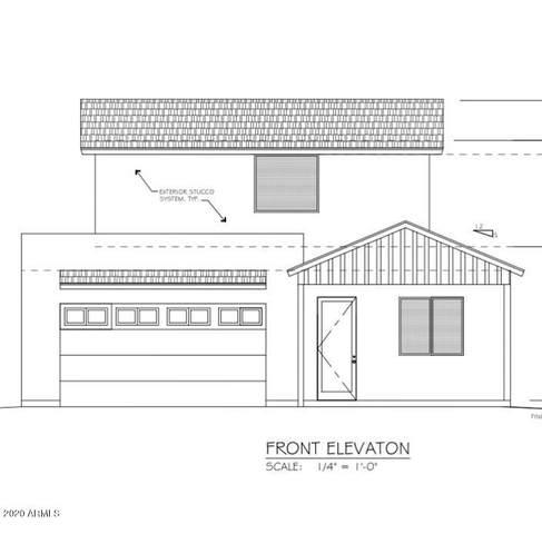 810 S 3RD Avenue, Phoenix, AZ 85003 (MLS #6155866) :: Yost Realty Group at RE/MAX Casa Grande