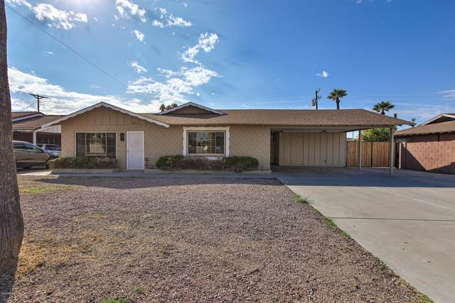 3513 W Maryland Avenue, Phoenix, AZ 85019 (MLS #6155895) :: The Laughton Team