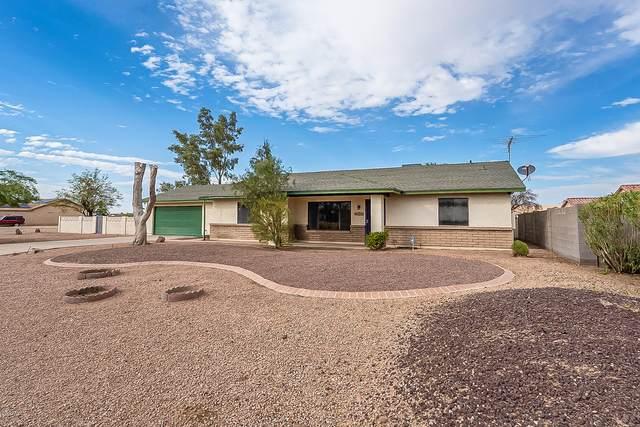 9254 W Tinajas Drive, Arizona City, AZ 85123 (#6155905) :: Long Realty Company