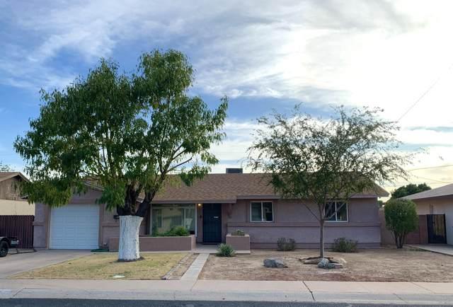 2533 W Columbine Drive, Phoenix, AZ 85029 (MLS #6155934) :: John Hogen | Realty ONE Group