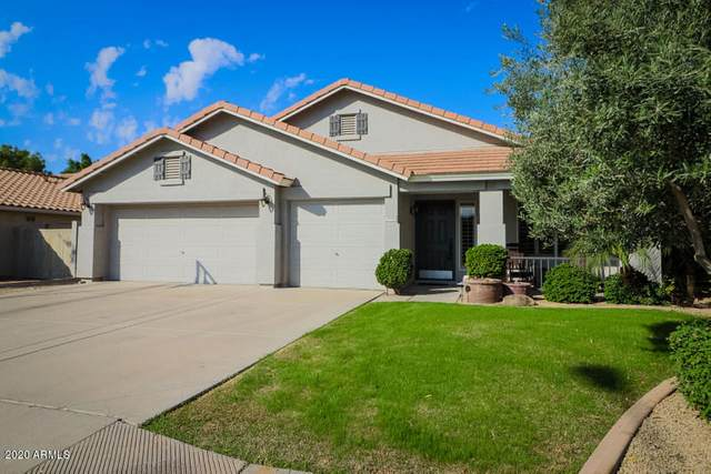 5658 E Hampton Circle, Mesa, AZ 85206 (MLS #6155938) :: The Daniel Montez Real Estate Group