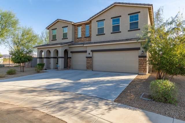 4105 W Gary Way, Laveen, AZ 85339 (MLS #6155980) :: Brett Tanner Home Selling Team