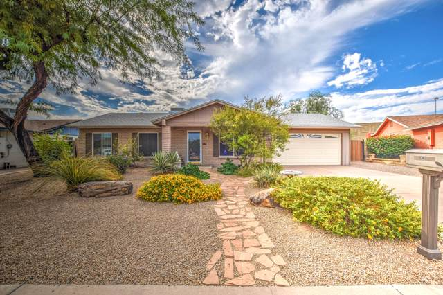 1073 W Santa Cruz Drive, Tempe, AZ 85282 (MLS #6156043) :: The Riddle Group