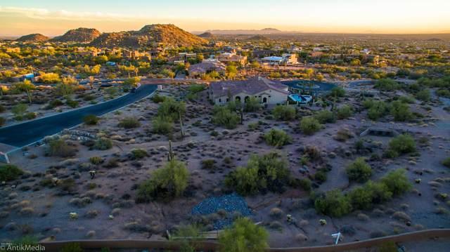 3460 N Wild Horse Trail, Mesa, AZ 85207 (MLS #6156096) :: The Helping Hands Team
