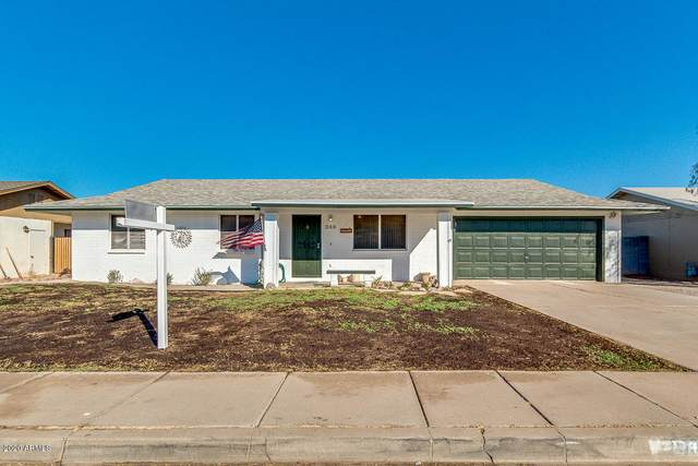 246 W Mclellan Road, Mesa, AZ 85201 (MLS #6156107) :: The Property Partners at eXp Realty
