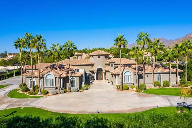 10754 E Laurel Lane, Scottsdale, AZ 85259 (MLS #6156109) :: Lifestyle Partners Team