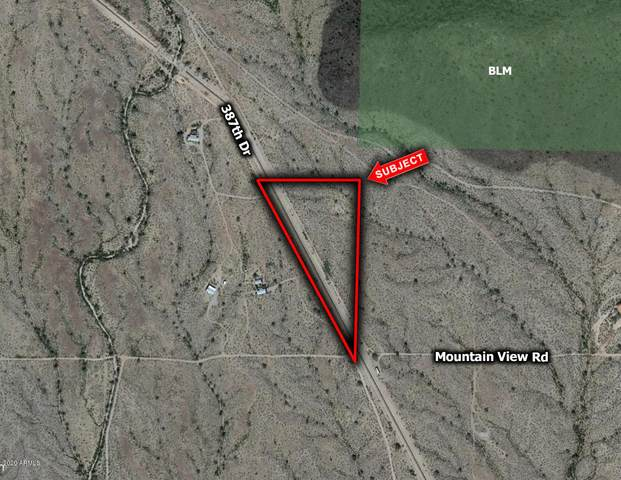 0 W Mountain View Road W, Tonopah, AZ 85354 (MLS #6156156) :: Yost Realty Group at RE/MAX Casa Grande