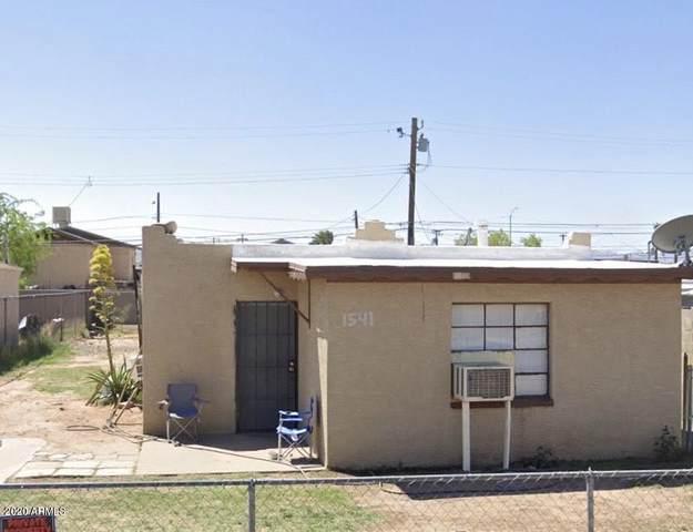 1541 W Maricopa Street, Phoenix, AZ 85007 (MLS #6156209) :: NextView Home Professionals, Brokered by eXp Realty