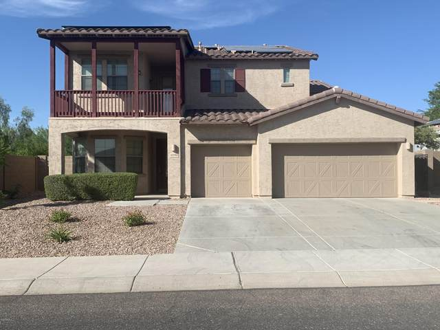 12782 W Eagle Ridge Lane, Peoria, AZ 85383 (MLS #6156247) :: Midland Real Estate Alliance