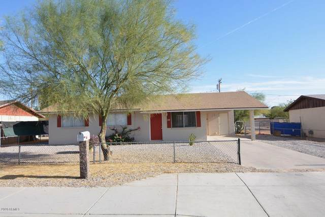 205 6th Avenue W, Buckeye, AZ 85326 (MLS #6156259) :: The Riddle Group