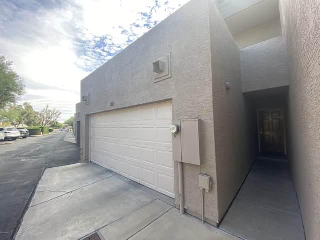 3030 N Hayden Road #30, Scottsdale, AZ 85251 (MLS #6156275) :: The W Group