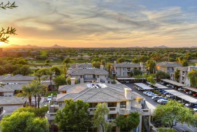 7120 E Kierland Boulevard #810, Scottsdale, AZ 85254 (MLS #6156287) :: Brett Tanner Home Selling Team