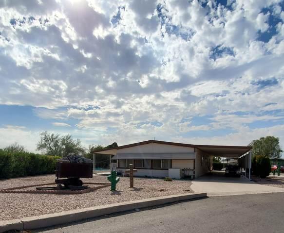 3709 N Colorado Avenue E, Florence, AZ 85132 (MLS #6156291) :: Walters Realty Group